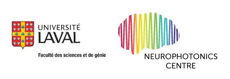 Université Laval - Neurophotonics Centre